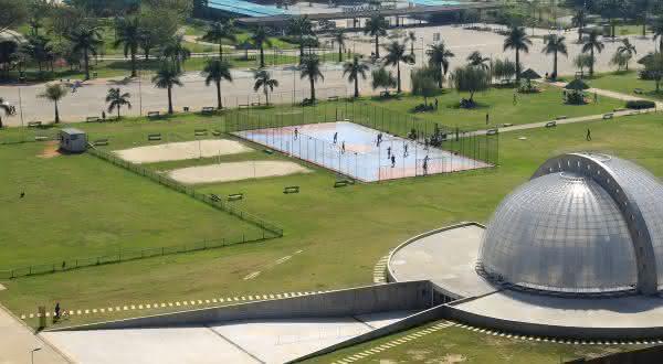 Parque Villa Lobos entre as coisas para ver e fazer em São Paulo