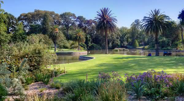 Royal Botanic Gardens entre os jardins mais bonitos do mundo