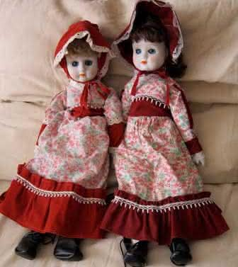 Twin Hilda JDK entre as bonecas mais caras do mundo