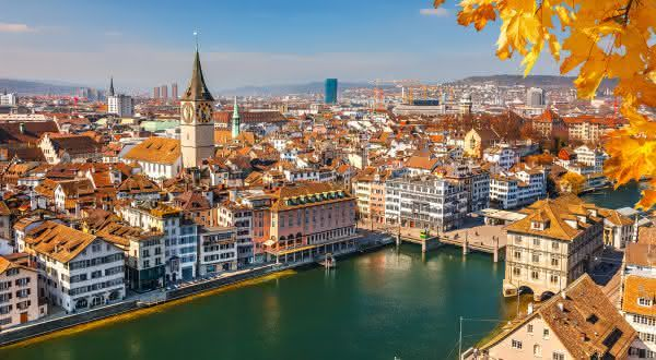 Zurique entre os lugares mais caros para alugar imoveis