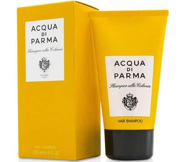 acqua di parma entre os shampoos mais caros do mundo
