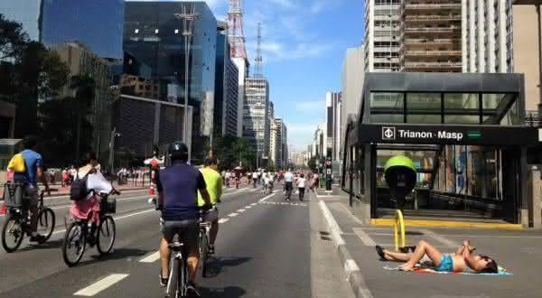 avenida paulista entre as coisas para ver e fazer em São Paulo