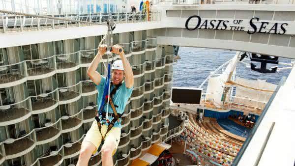 Top 10 navios de cruzeiros mais caros de todos os tempos 9