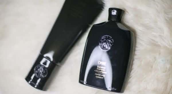 oribe entre os shampoos mais caros do mundo