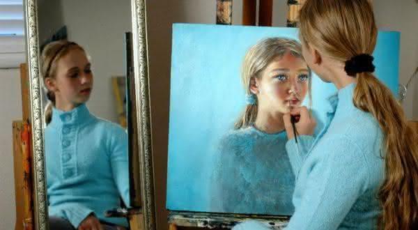 Akiane Kramarik entre os melhores pintores do mundo atualmente