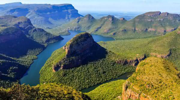 Blyde River Canyon entre os maiores canions do mundo