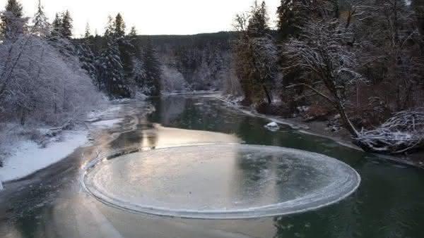 Circulos de gelo entre os fenomenos naturais mais incriveis do mundo