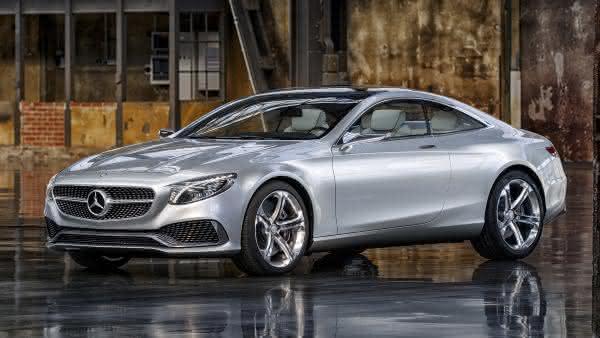 Concept S-Class Coupe carros da Mercedes Benz mais caros