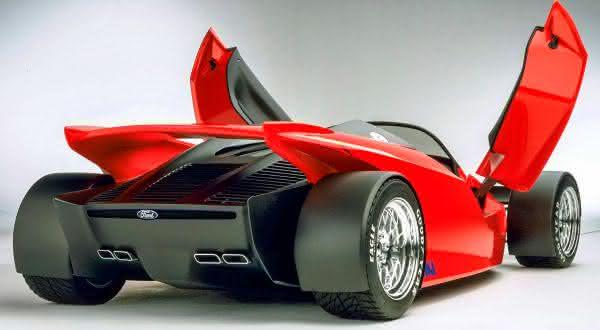 Ford Indigo Concept 2 entre os carros da FORD mais caros do mundo