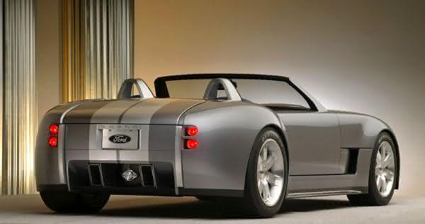 Ford Shelby Cobra Concept 2 entre os carros da FORD mais caros do mundo