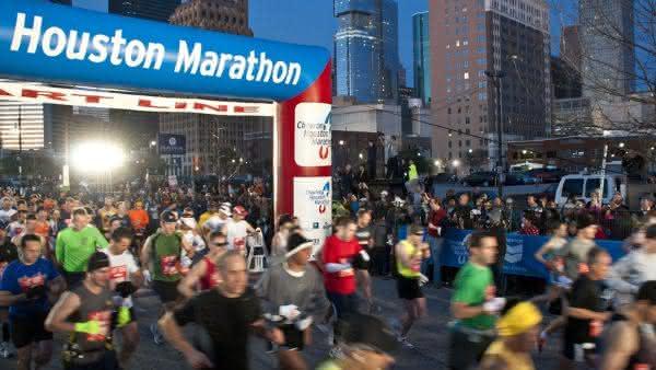 Houston entre as maratonas com os melhores premios do mundo