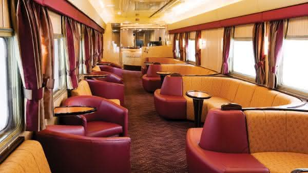 Top 10 trens mais luxuosos do mundo 1