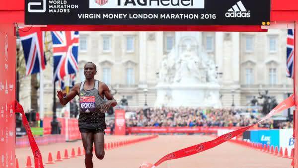 Londres entre as maratonas com os melhores premios do mundo