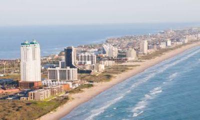 Padre Island Beach entre as praias mais longas do mundo