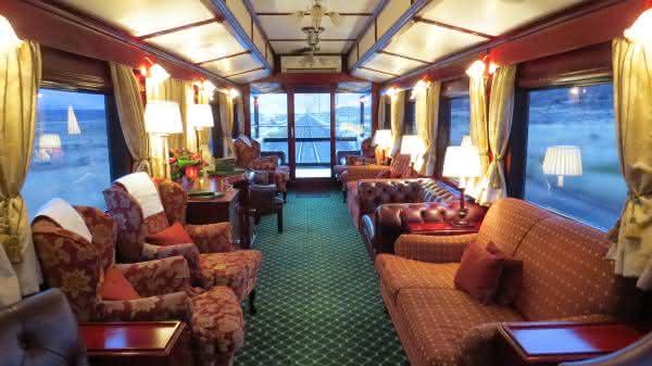 Top 10 trens mais luxuosos do mundo 4