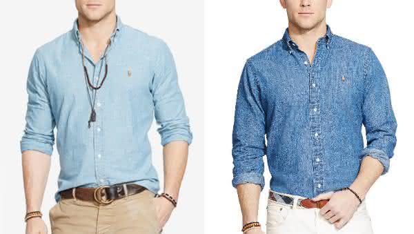 Ralph Lauren entre as marcas de camisas masculinas mais vendidas do mundo