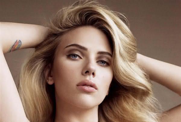 Scarlett Johansson entre as atrizes mais sexy de todos os tempos