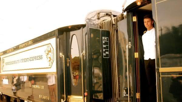 Venice Simplon Orient Express 2 entre os trens mais luxuosos do mundo