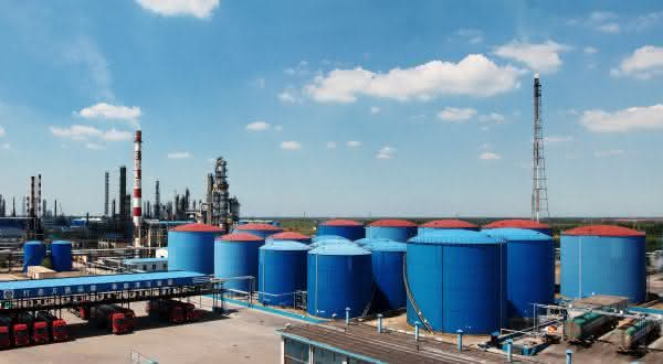 china entre os maiores produtores de petroleo do mundo
