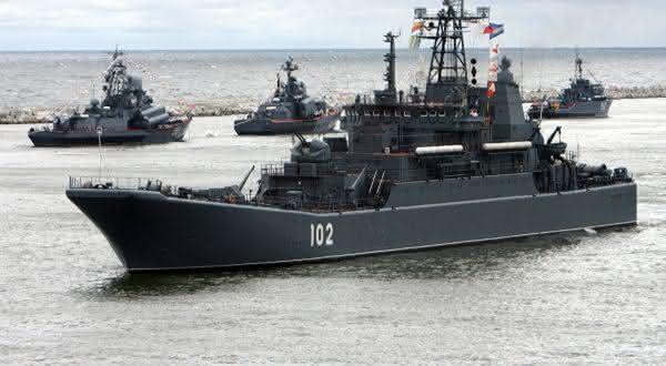 russia entre as maiores marinhas do mundo