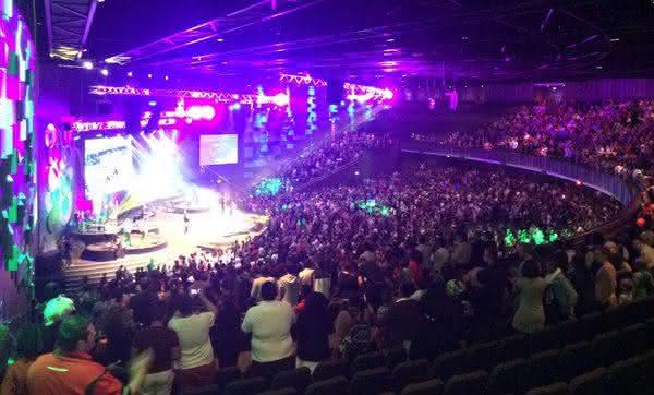 CRC Christian Church entre as maiores igrejas da africa