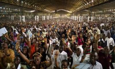 Redeemed Christian Church of God a maior igreja da africa