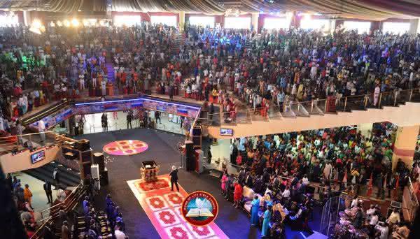 Word of Life Bible Church entre as maiores igrejas da africa