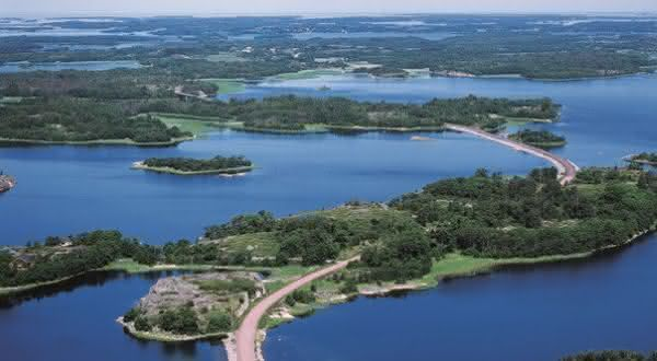 finlandia entre os paises com mais ilhas do mundo