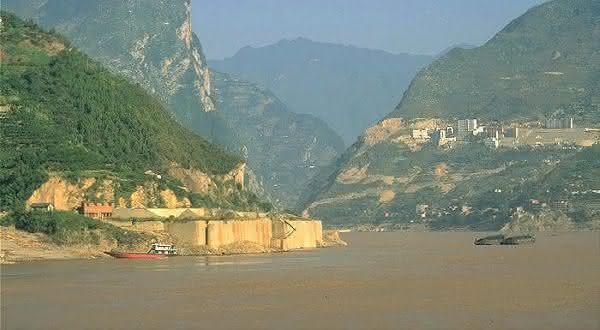 rio amarelo entre os rios mais profundos do mundo