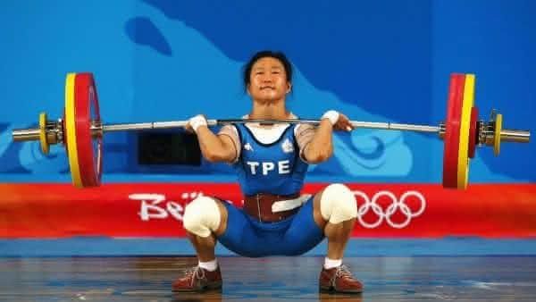 Chen Wei Ling entre as mulheres mais fortes do mundo