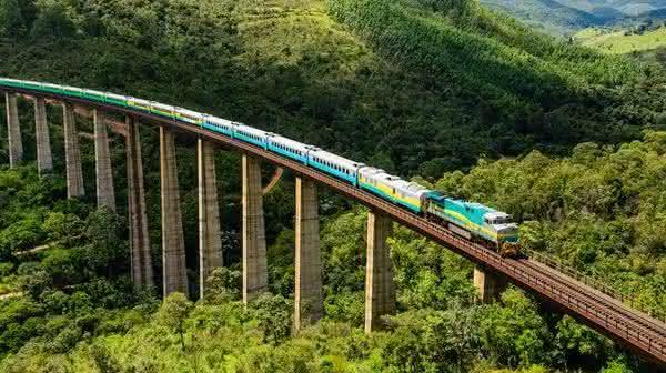 Estrada de Ferro de Carajas entre os trens mais longos do mundo