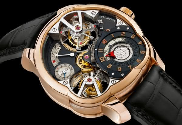 Greubel Forsey Invention Piece 2 Quadruple Tourbillon entre os relogios masculinos mais caros do mundo