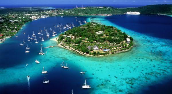 Vanuatu entre os países mais dependentes do turismo