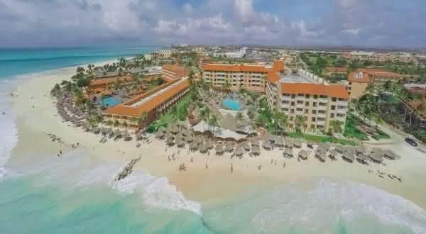 aruba entre os países mais dependentes do turismo