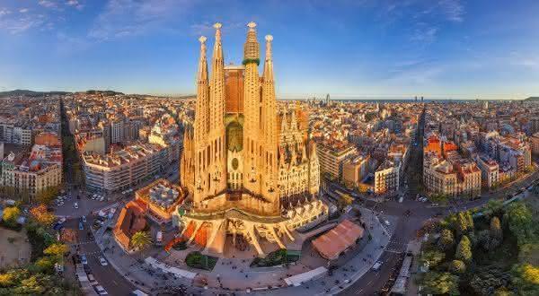 barcelona entre as cidades com mais quartos de hoteis do mundo