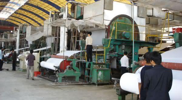 china entre os maiores paises produtores de papel