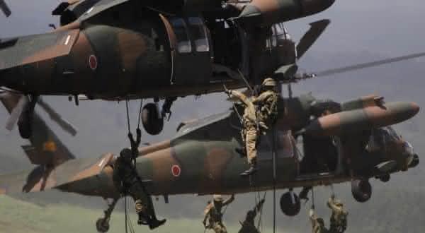 japao entre as maiores potencias militares do mundo