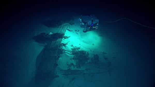oceano pacifico entre oceanos e mares mais profundos do mundo