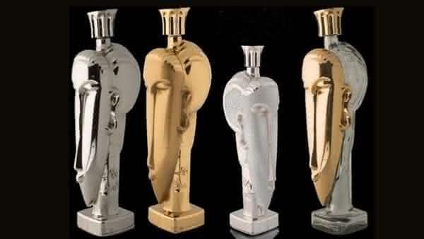 Acqua di Cristallo Tributo a Modigliani entre as aguas engarrafadas mais caras do mundo
