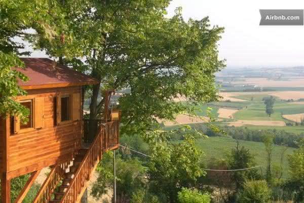 Aromantica entre os airbnb mais populares do mundo