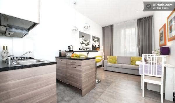 Brand New Mini Loft entre os airbnb mais populares do mundo