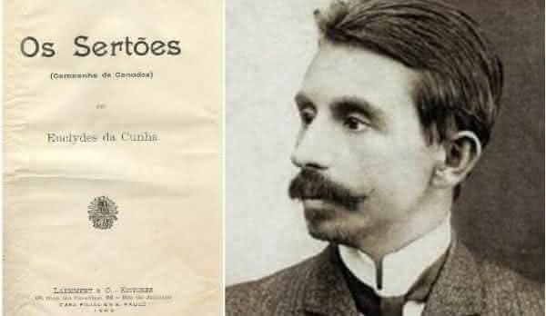 Euclides da Cunha entre os melhores escritores brasileiros