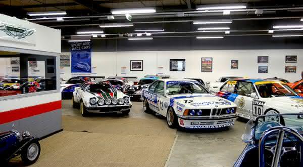 Gerard Lopez 2 entre os maiores colecionadores de carros do mundo