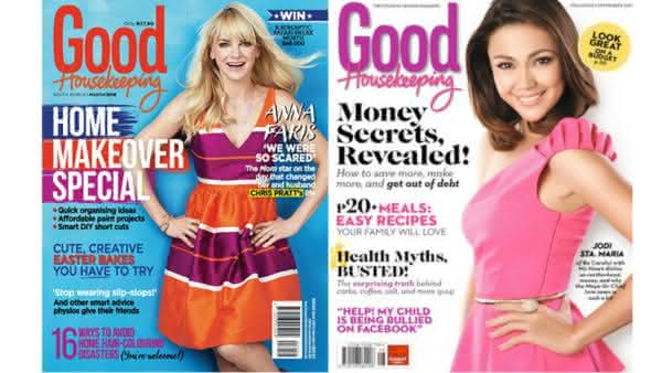 Good Housekeeping entre as revistas mais vendidas do mundo
