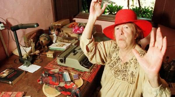 Hilda Hilst entre os melhores escritores brasileiros