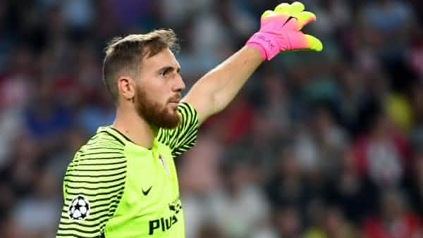 Jan Oblak entre as transferencias de goleiros mais caras do mundo