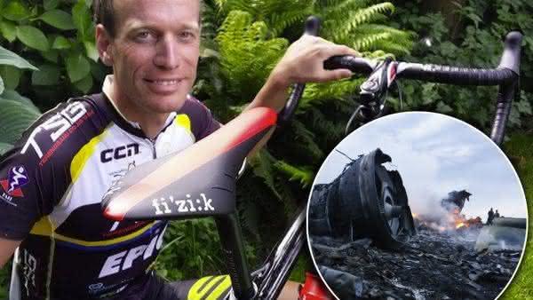 Maarten De Jonge entre as pessoas mais sortudas do mundo