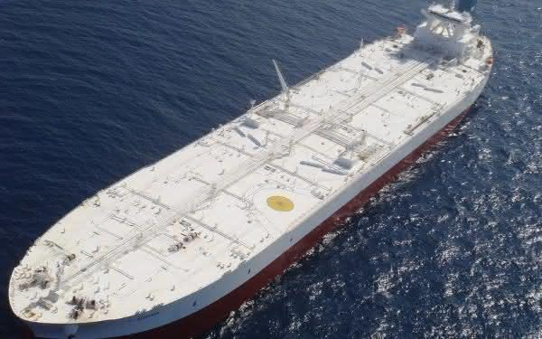 TI Class Supertanker entre as maiores embarcacoes do mundo