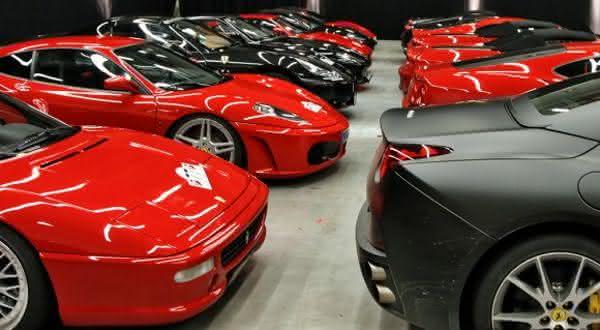 sultao de brunei 2 entre os maiores colecionadores de carros do mundo