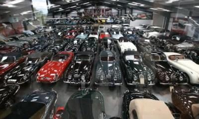 Top 10 maiores colecionadores de carro do mundo 5